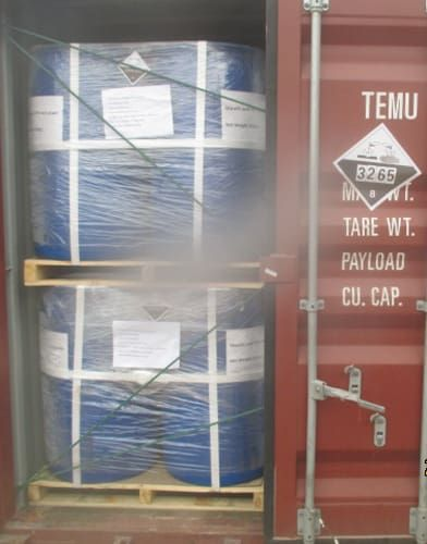 glycolic acid 70 plastic drum 2