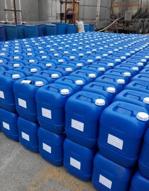 glyoxylic acid 50 drumps
