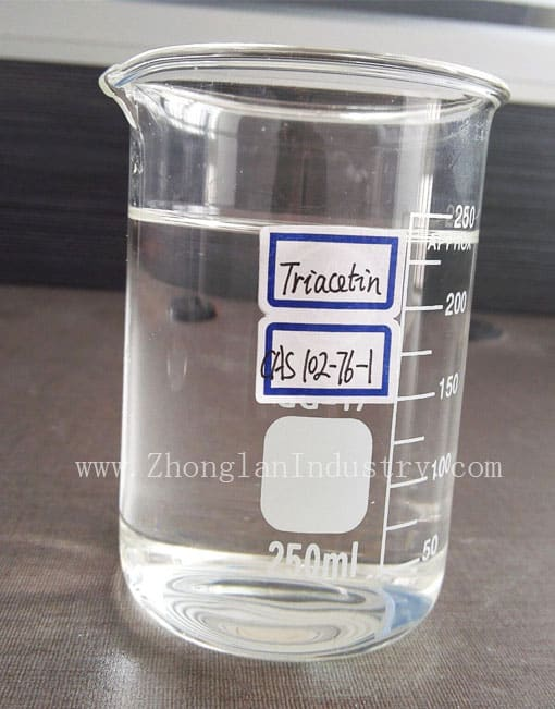 Triacetin liquid