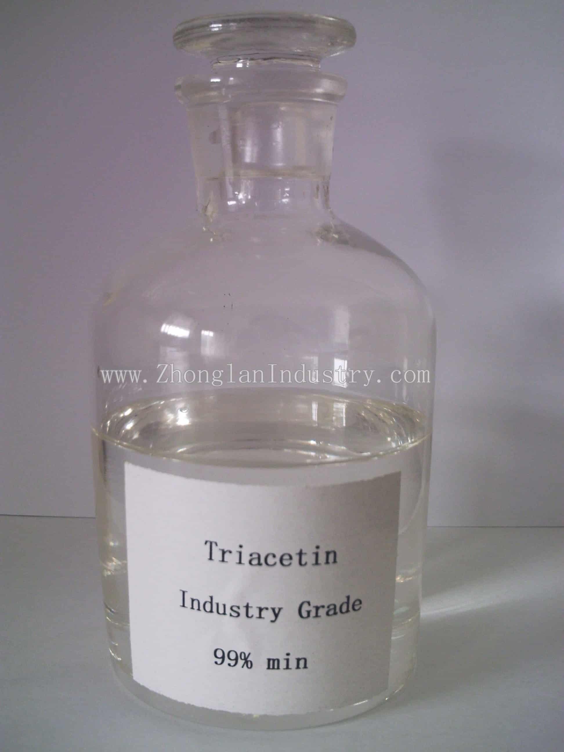 Triacetin liquid 2