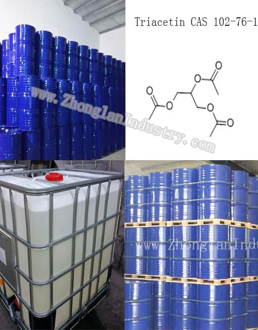 Triacetin package 1