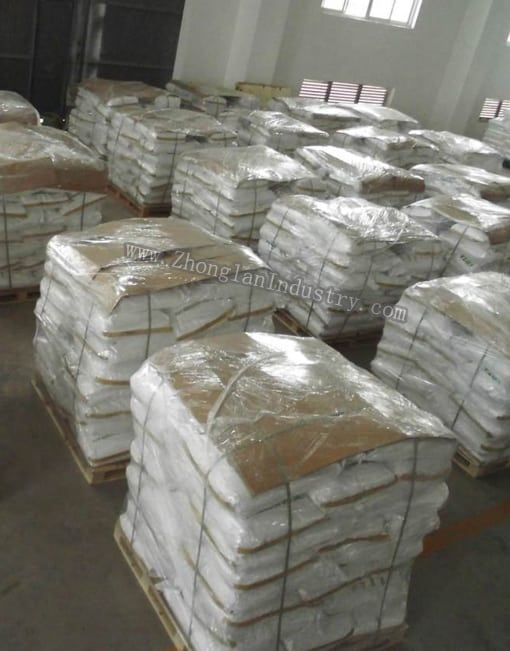 EDTA 2Na Package with pallet