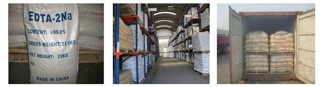 Disodium EDTA packaging and transportation