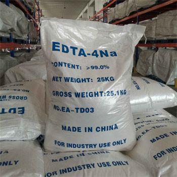 EDTA 4NA CAS No. 13254-36-4