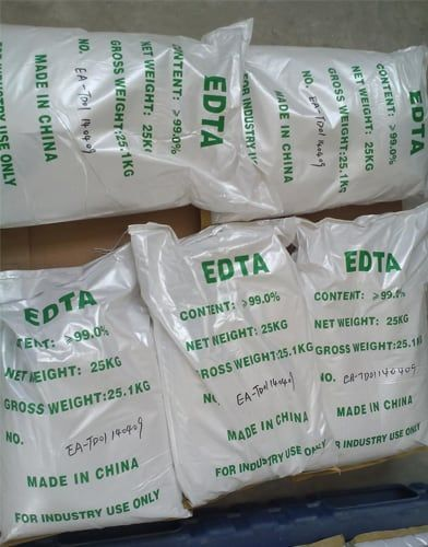 EDTA acid package