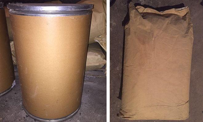 N,N'-Methylenebisacrylamide Drum, 25kg and Bag, 25kg