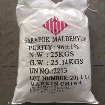 Paraformaldehyde CAS 30525-89-4