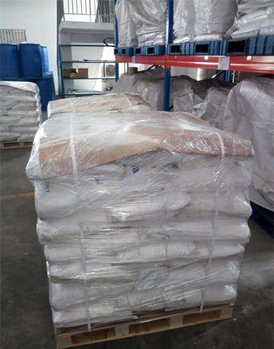 Tetrasodium EDTA package
