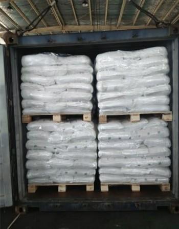 Tetrasodium EDTA transportion