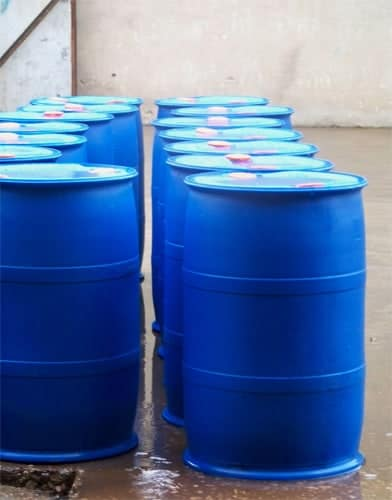 ammonium thiosulphate storing