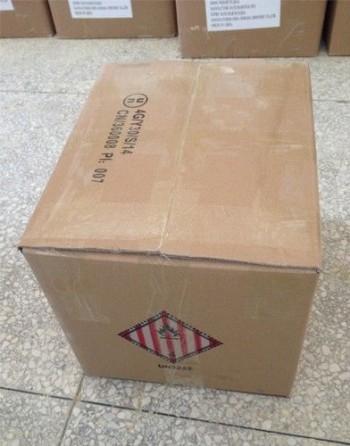 azodicarbonamide packaging