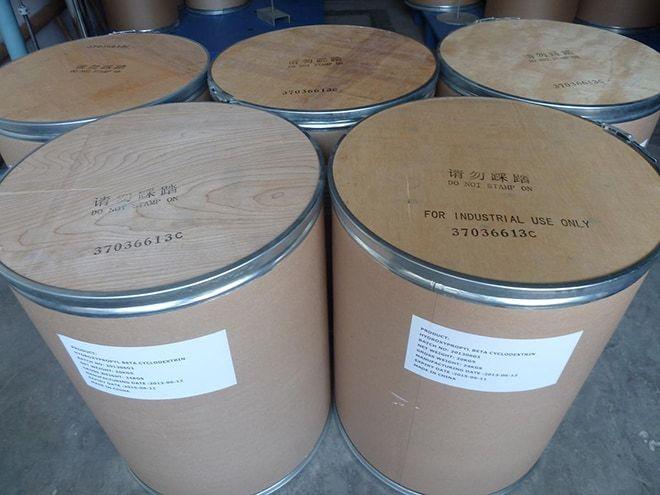 hydroxypropyl beta cyclodextrin packaging