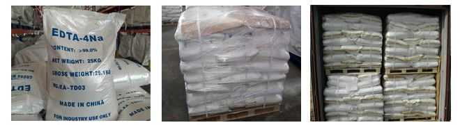 tetrasodium edta package and transportion