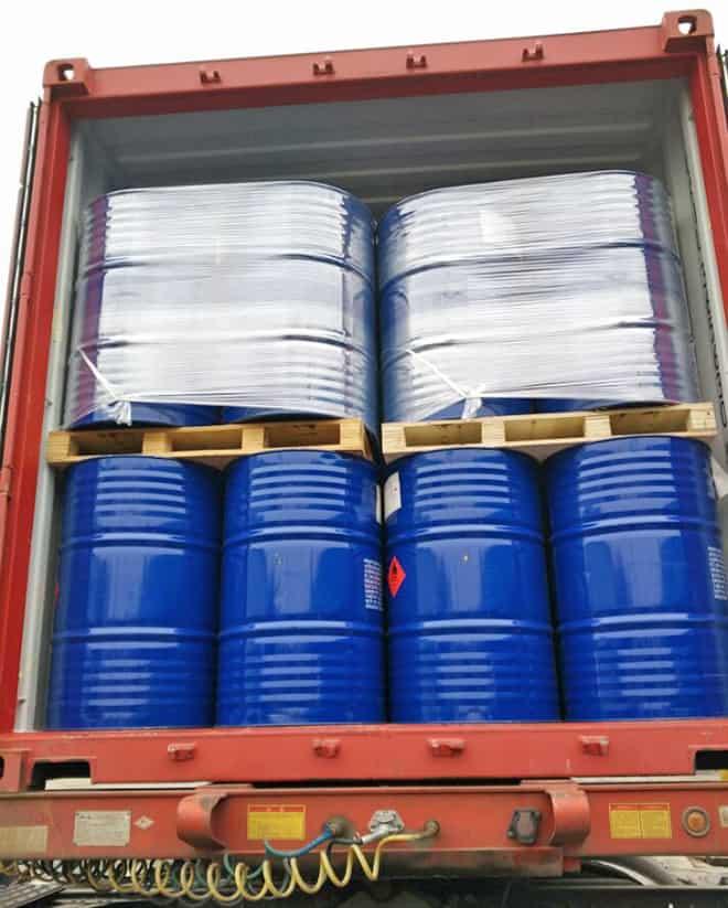 triethylene glycol momobutyl ether packaging