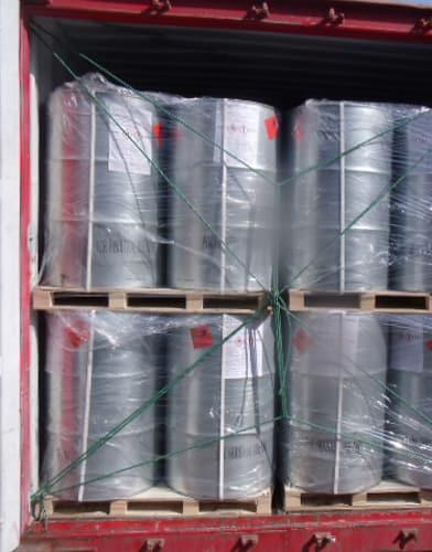 3 cyclopentylpropionyl chloride packaging