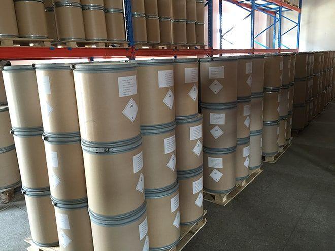4 chloro 3 methlphenopaper drums