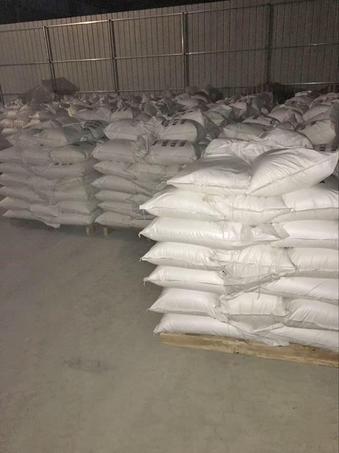 Potassium Persulfate storing