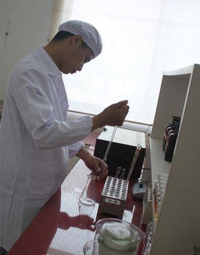 l menthol laboratory