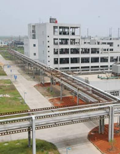 pentafluoroethane factory