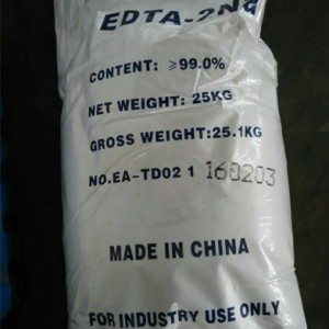 Disodium EDTA package