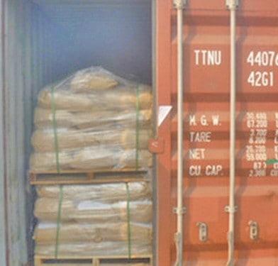 EDTA-MgNa2 transport