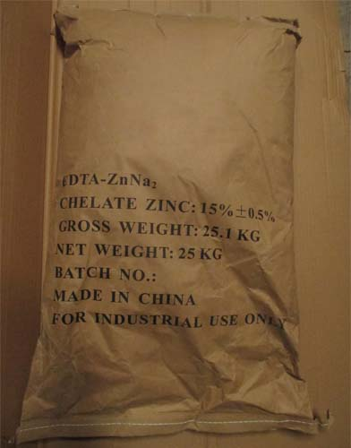 EDTA-ZnNa2 packaging