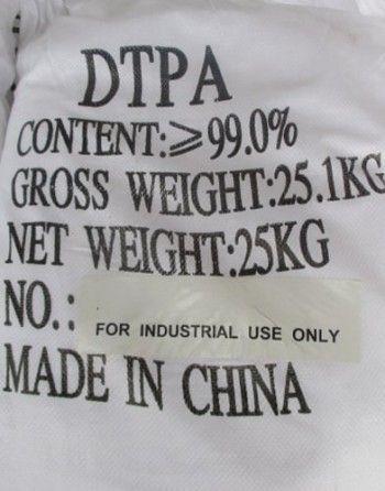 dtpa acid pachaging
