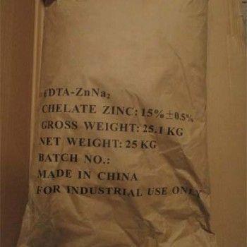 zinc edta packaging