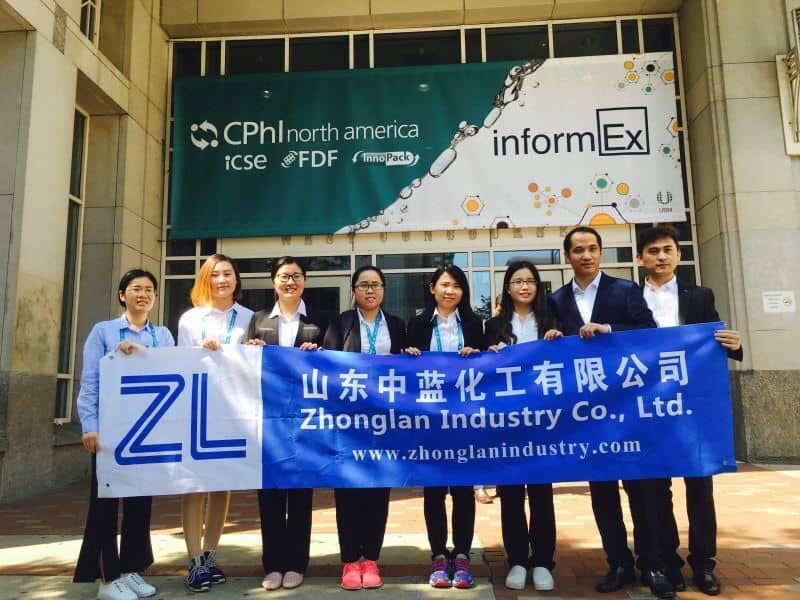 CPhI North America InformEx Meeting
