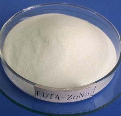Zinc chelate edta appearance