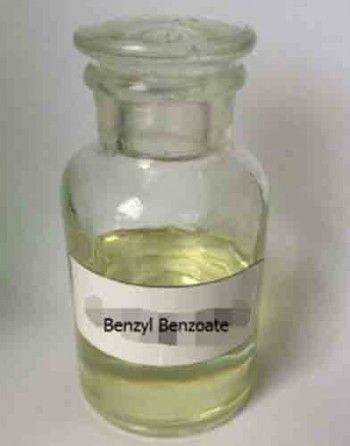 Benzyl benzoate appearance