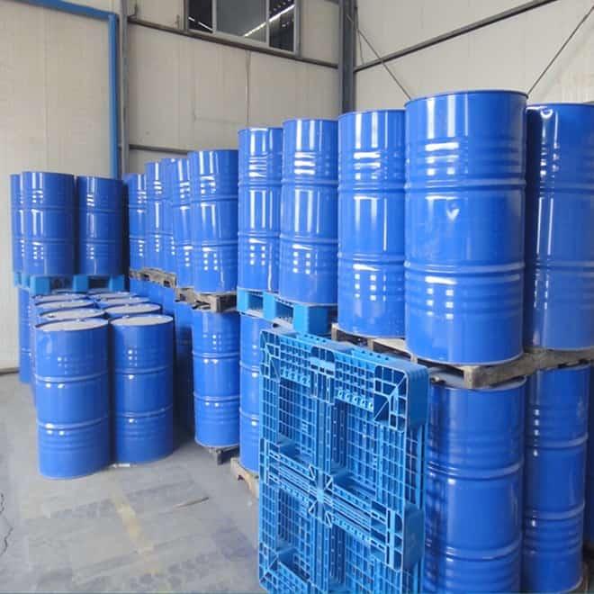 Boron trifluoride etherate packing