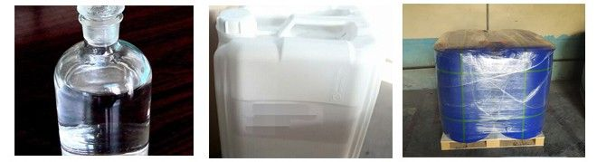Butyl glycolate packing and appearance