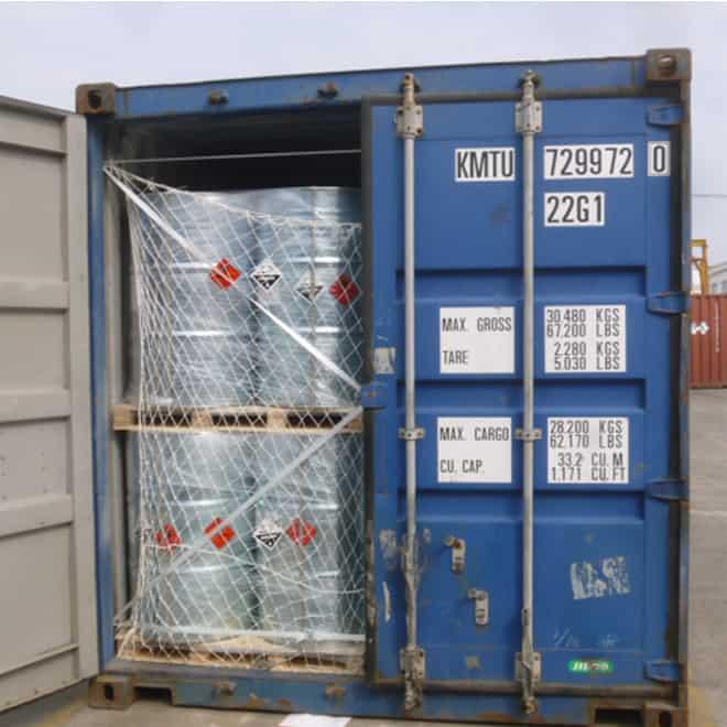 Liquid sodium ethylate packing 1