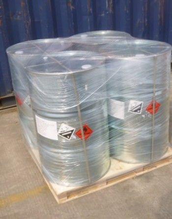 Liquid sodium ethylate packing
