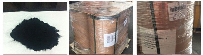 Sodium Copper Chlorophyllin-appearance and packaging