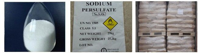 Sodium Persulfate appearance and packaging