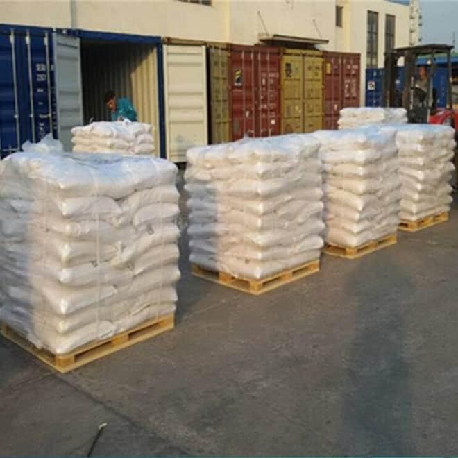 Sodium gluconate packing