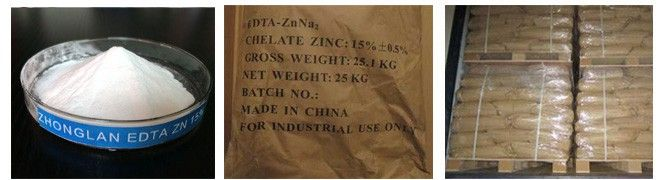 zn chelate edta appearance and storage