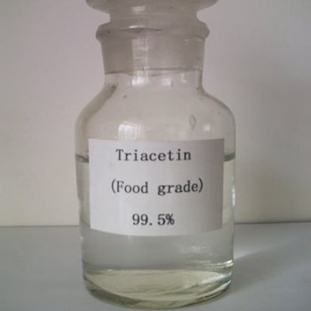Triacetin package