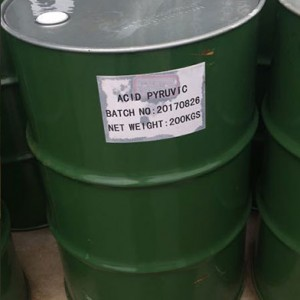 PYRUVIC ACID package