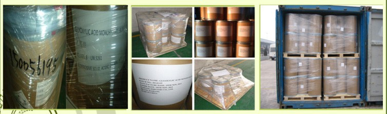 Glyoxylic acid monohydrate package