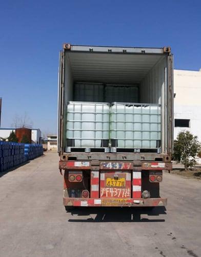 glyoxal transportation
