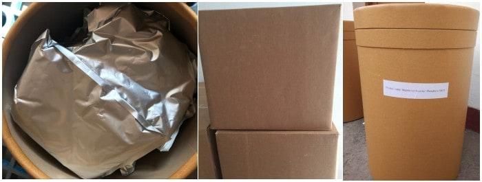 Magnesium ascorbyl phosphate package
