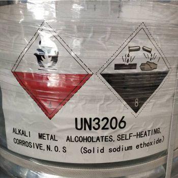 Sodium ethoxide CAS 141-52-6