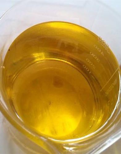 Lemon Oil Appearance