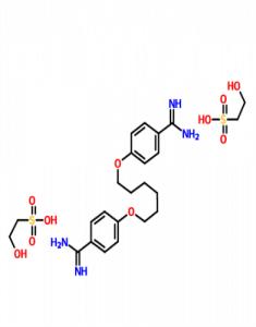 Hexamidine diisethionate