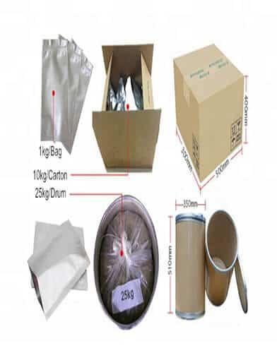 Caffeic Acid CAS 331-39-5 Package