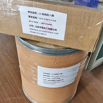 O-cymen-5-OL cas 3228-02-2